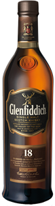Glenfiddich 18 Year Old Single Malt skotlantilainen viski