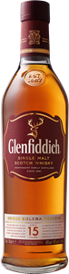 Glenfiddich 15 Year Old Single Malt skotlantilainen viski