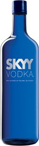 Skyy Vodka 70 cl, lasipullo