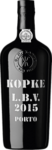 Kopke Late Bottled Vintage 2015 portviini, lasipullo 75cl